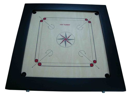 Carrom Board Tournament With 3 inch Border