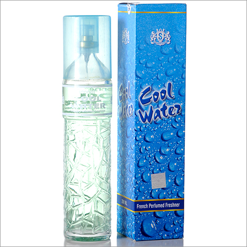 Cool Water French Perfumed Freshner