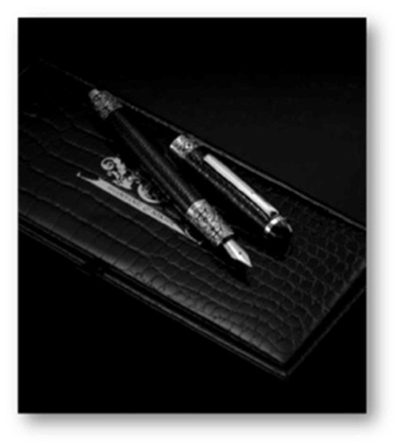 Shantanu & Nikhil Pens