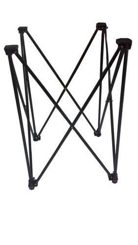 Collapsible Carrom Stand