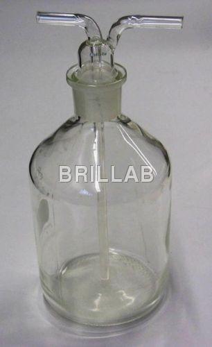 Gass Washing Bottles