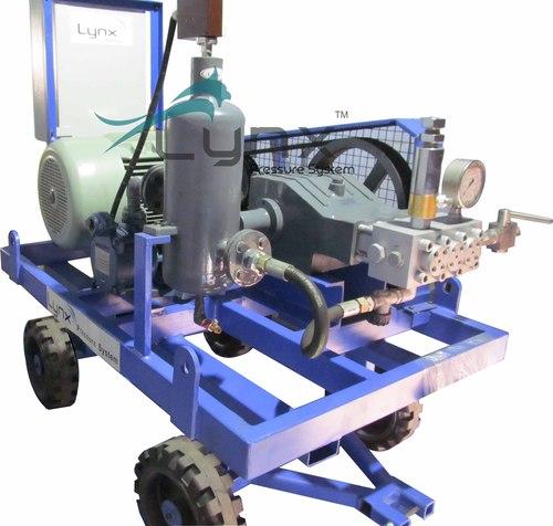 Hydrostatic Testing Pumps - 55LPM, 240BAR