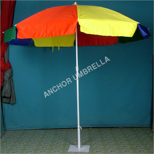 Colored Beach Garden Umbrella