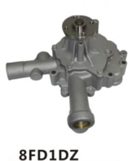 Water Pump 8F 1Dz