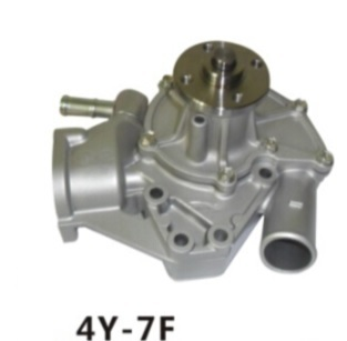 Water Pump 4Y 7F Assembly
