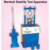 Marshall Stability Test App. with Digital Display