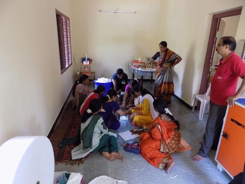 Training Photo of Mangalore
