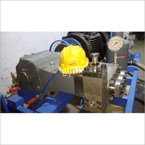 Electric-Diesel Driven Hydrostatic Test Pumps