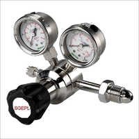 Single Stage Pressure Regulator
