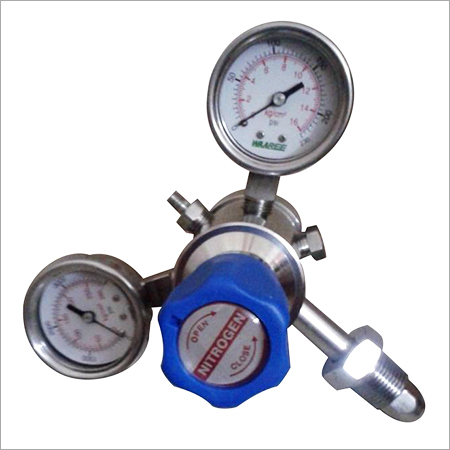 Double Stage Pressure Regulator