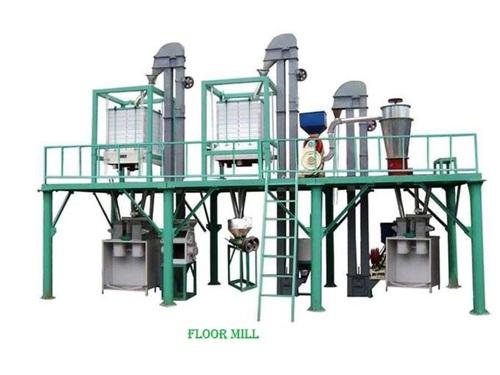 Automatic Mine Flour Mill Machinery