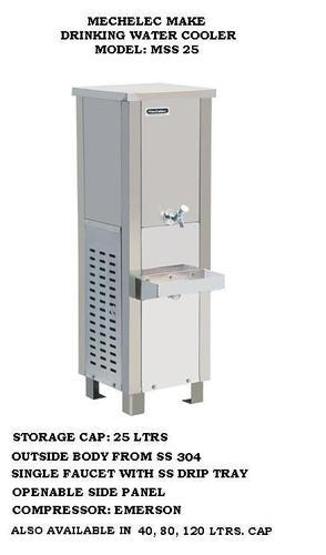 25 Litre SS Water Cooler