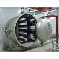 Vacuum Food Freeze Dryer
