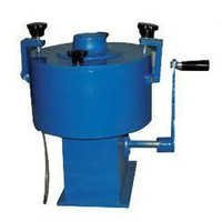 Centrifuge Extractor, Hand Operated