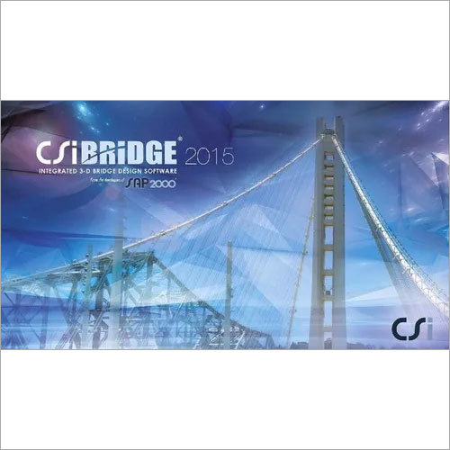 CSI Bridge Software