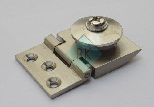 Brass Glass Door Hinges