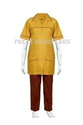 Full Sleeves Nursing Uniform