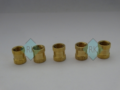 Brass Plastic Moudling Inserts