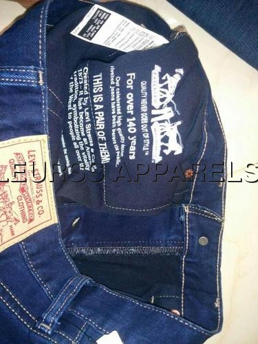 Branded Jeans Stock Lot