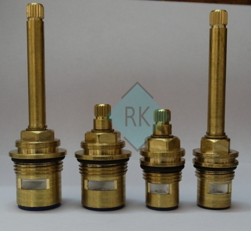 Brass Quarter Ton Fittings
