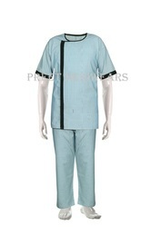 Medical Patient Gown with Lower