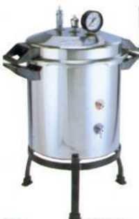 Portable Autoclave Stainless Steel Aluminium