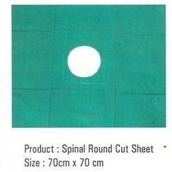 Spinal Round Cut Sheet