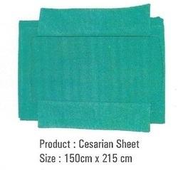 Cesarean Sheet with LR