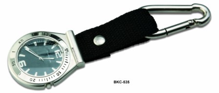 Key Chain with Watch