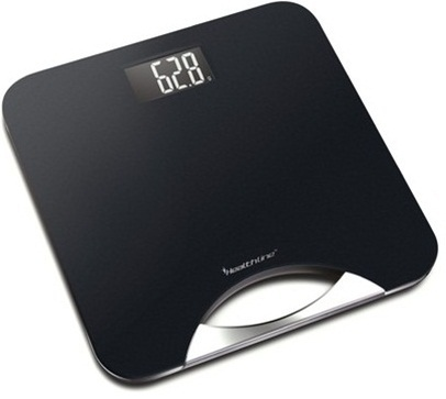 Electronic Weighing Scale (Black)