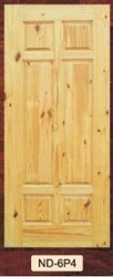Acoustic Wooden Doors