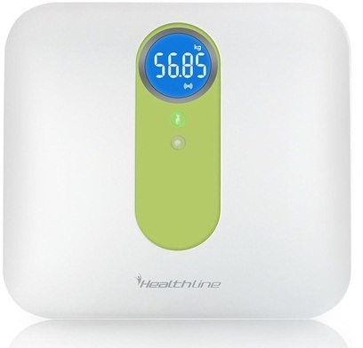 Weighing Machine Family scale (White, Green)