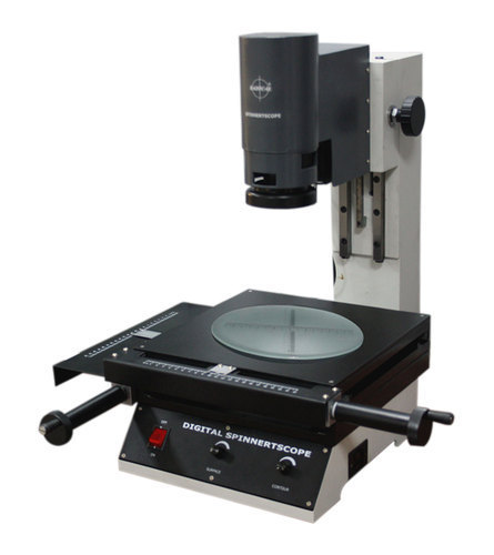 SPINNERET  MICROSCOPE