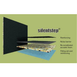 Silent Step Acoustic Carpet Underlay