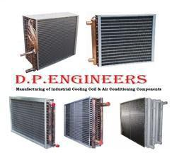 Cooling & Condenser Coils-Manufacturers,Suppliers