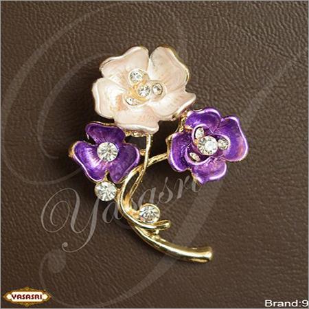 Saree pin 11