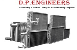 Chiller Cooling Coils