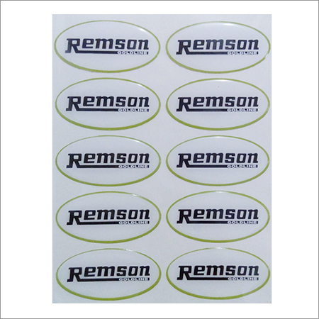 Printed PU Labels