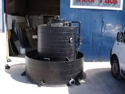 HDPE Tank Modification Service