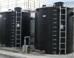 Chemical Mixing Tanks
