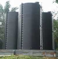 Plastic Acid Storage Tank