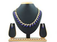 Stylish Blue Necklace