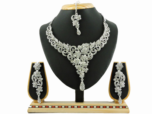 Artificial Wedding necklace set