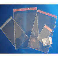 Industrial LD HM PP side seal bags