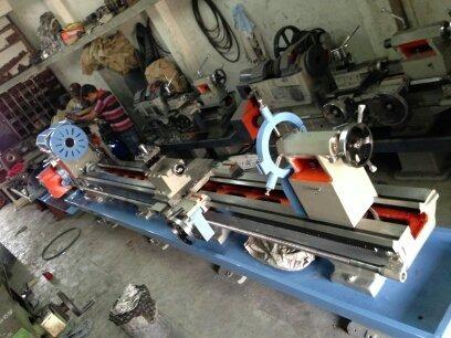 precision bench lathe