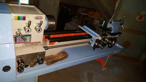 new lathe machine