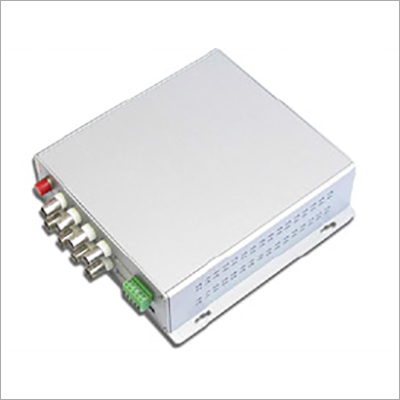 Video Fiber Converter 1 to 16 Channel