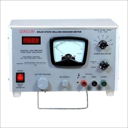 Wire & Cable Testing Instruments