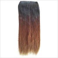 Ombre hair,