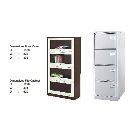 Steel File Cabinets